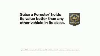 2018 Subaru Forester TV Spot, 'Happy' [T1] - Thumbnail 5
