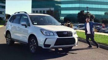 2018 Subaru Forester TV Spot, 'Happy' [T1] - Thumbnail 9