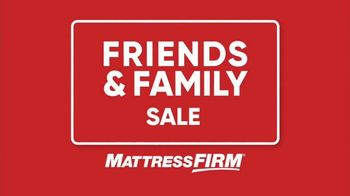 Mattress Firm Friends & Family Sale TV Spot, 'Save the Tax' - Thumbnail 3