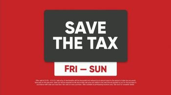 Mattress Firm Friends & Family Sale TV Spot, 'Save the Tax' - Thumbnail 6