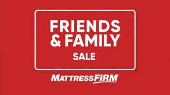 Mattress Firm Friends & Family Sale TV Spot, 'Save the Tax' - Thumbnail 8