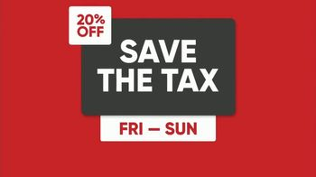 Mattress Firm Friends & Family Sale TV Spot, 'Save the Tax' - Thumbnail 9