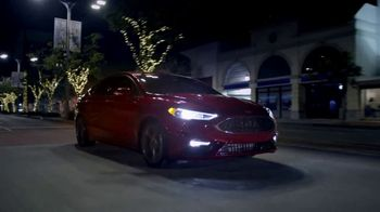 2018 Ford Fusion TV Spot, 'Brilliant Team' [T2] - Thumbnail 2