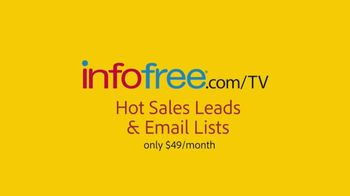 InfoFree.com TV Spot, 'Hot Leads'