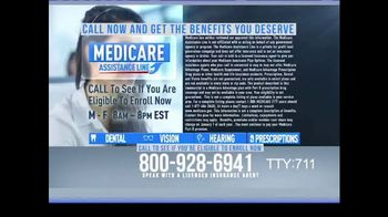 Medicare Assistance Line TV Spot, 'Choose the Right Plan' - Thumbnail 9