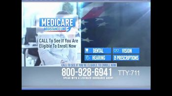 Medicare Assistance Line TV Spot, 'Choose the Right Plan'