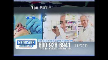 Medicare Assistance Line TV Spot, 'Choose the Right Plan' - Thumbnail 3