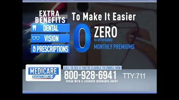 Medicare Assistance Line TV Spot, 'Choose the Right Plan' - Thumbnail 6