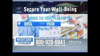 Medicare Assistance Line TV Spot, 'Choose the Right Plan' - Thumbnail 7