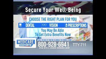 Medicare Assistance Line TV Spot, 'Choose the Right Plan' - Thumbnail 8