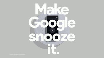 Google Assistant TV Spot, 'Hey Google: Snooze It' Song by Bill Withers