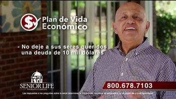 Senior Life Insurance Company TV Spot, 'Plan de vida económico' [Spanish] - Thumbnail 8