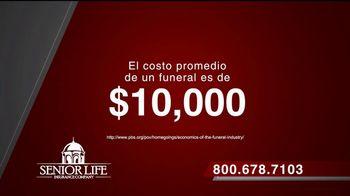 Senior Life Insurance Company TV Spot, 'Plan de vida económico' [Spanish] - Thumbnail 5