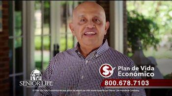 Senior Life Insurance Company TV Spot, 'Plan de vida económico' [Spanish] - Thumbnail 6