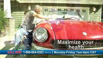 GoHealth TV Spot, 'Extra Benefits' - Thumbnail 6