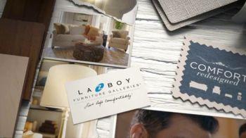 La-Z-Boy Lucky 13 Sale TV Spot, 'Maybe Too Comfortable' - Thumbnail 1