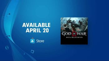 God of War Digital Deluxe Edition TV Spot, 'Your Way to Glory' - Thumbnail 10