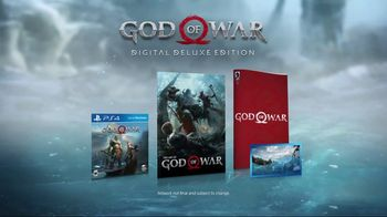 God of War Digital Deluxe Edition TV Spot, 'Your Way to Glory' - Thumbnail 8