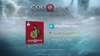 God of War Digital Deluxe Edition TV Spot, 'Your Way to Glory' - Thumbnail 9