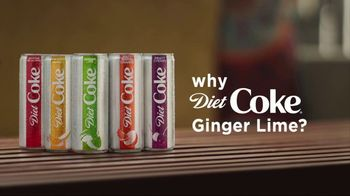 Diet Coke Ginger Lime TV Spot, 'Support Ginger' - Thumbnail 2