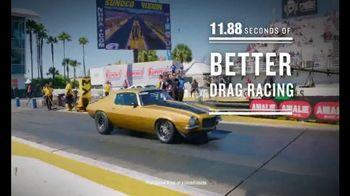 Papa John's $12.99 Papa's Meal Deal TV Spot, '12.99 of Better Drag Racing' - Thumbnail 2
