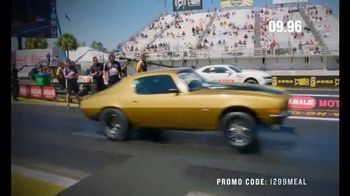 Papa John's $12.99 Papa's Meal Deal TV Spot, '12.99 of Better Drag Racing' - Thumbnail 3