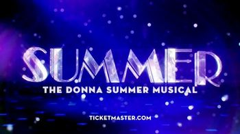 Summer: The Donna Summer Musical TV Spot, 'Works Hard for the Money'