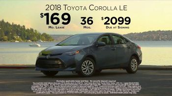 2018 Toyota Corolla TV Spot, 'Live With Inspiration' - Thumbnail 10