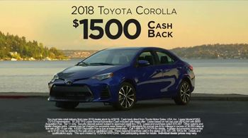 2018 Toyota Corolla TV Spot, 'Live With Inspiration' - Thumbnail 9
