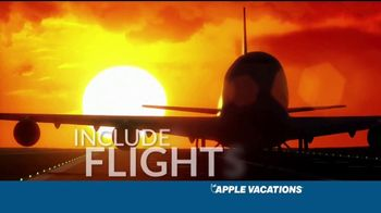 Apple Vacations TV Spot, 'Unforgettable Family Memories: Riu Hotels' - Thumbnail 4