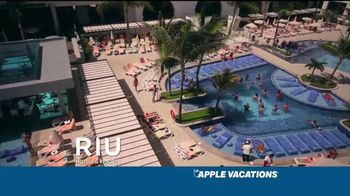 Apple Vacations TV Spot, 'Unforgettable Family Memories: Riu Hotels' - Thumbnail 5