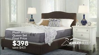 Ashley HomeStore Extended Anniversary Sale TV Spot, 'Don't Miss the Party' - Thumbnail 4