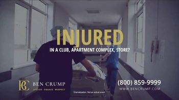 Ben Crump Law TV Spot, 'Injured in a Place of Business?' - Thumbnail 2