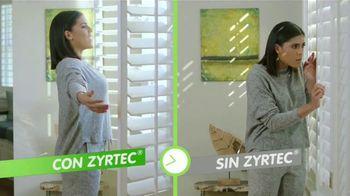 Zyrtec TV Spot, 'Disfruta la primavera' con Francisca Lachapel [Spanish] - Thumbnail 1