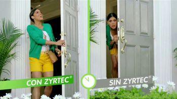Zyrtec TV Spot, 'Disfruta la primavera' con Francisca Lachapel [Spanish] - Thumbnail 3