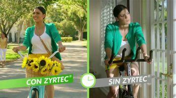 Zyrtec TV Spot, 'Disfruta la primavera' con Francisca Lachapel [Spanish] - Thumbnail 4