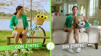 Zyrtec TV Spot, 'Disfruta la primavera' con Francisca Lachapel [Spanish] - Thumbnail 5