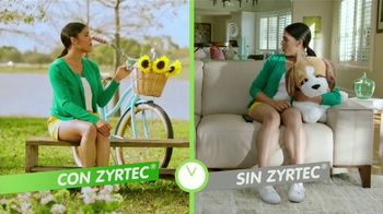 Zyrtec TV Spot, 'Disfruta la primavera' con Francisca Lachapel [Spanish] - Thumbnail 6