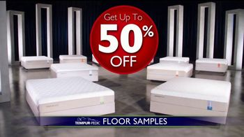 Rooms to Go Storewide Mattress Sale TV Spot, 'Tempur-Pedic Floor Samples' - Thumbnail 3