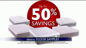 Rooms to Go Storewide Mattress Sale TV Spot, 'Tempur-Pedic Floor Samples' - Thumbnail 6