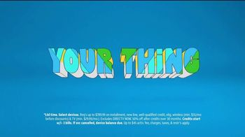 AT&T Wireless TV Spot, 'More for Your Thing: 50 Percent Off Smartphones' - Thumbnail 7