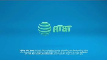 AT&T Wireless TV Spot, 'More for Your Thing: 50 Percent Off Smartphones' - Thumbnail 8