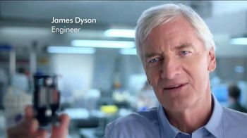 Dyson Cyclone V10 TV Spot, 'A New Era'