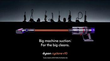 Dyson Cyclone V10 TV Spot, 'A New Era' - Thumbnail 9