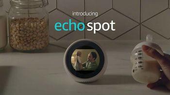 Amazon Echo Spot TV Spot, 'Alexa Moments: First Words' - Thumbnail 10