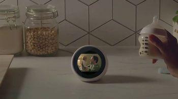 Amazon Echo Spot TV Spot, 'Alexa Moments: First Words' - Thumbnail 5