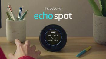 Amazon Echo Spot TV Spot, 'Alexa Moments: Something Borrowed' - Thumbnail 10