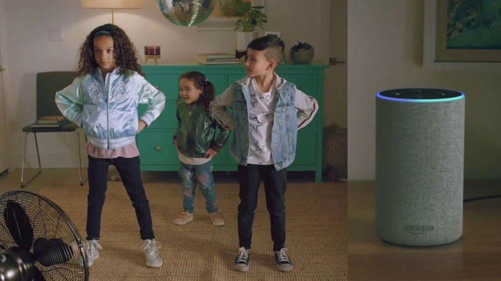 Amazon Echo TV Commercial, 'Alexa Moments: Showtime' - Video