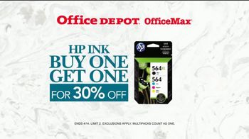 Office Depot OfficeMax TV Spot, 'Take Care of You'