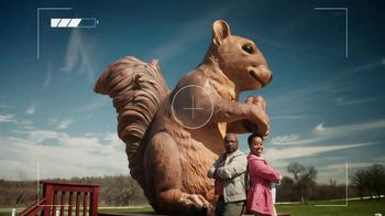 AARP Services, Inc. TV Spot, 'Squirrel Appreciation Day' - 6029 commercial airings
